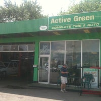 Photo taken at Active Green  + Ross by Jamie R. on 8/17/2012