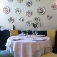 Photo taken at Ristorante Sporting by Villaggio dell'Orologio C. on 4/2/2012