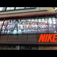 Photo taken at Nike Santa Monica by Ben K. on 5/21/2012