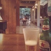 Photo taken at Lumberjack Resto & Bar by Dema B. on 5/8/2012