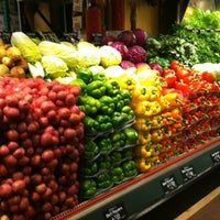 Photo taken at Metropolitan Market by Josh S. on 8/11/2012