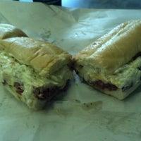 Photo taken at Capriotti's Sandwich Shop by David W. on 3/29/2012