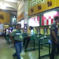 Photo taken at Rajadamnern Stadium by Maymanee on 7/25/2012