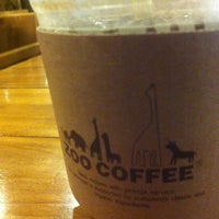 Photo taken at ZOO COFFEE by GB M. on 3/30/2012