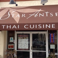 Photo taken at Star Anise Thai Cuisine by SeNmEe D. on 6/5/2012