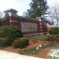 Photo taken at Tennessee State University by K on 3/11/2012