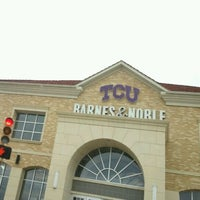 Photo taken at TCU Bookstore by Joel V. on 2/5/2012