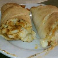 Photo taken at Anthony Franco's Pizza by Rich Z. on 4/14/2012