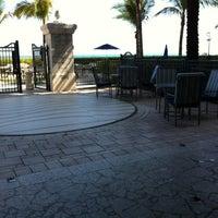 Photo taken at Ocean Cabana Bar & Bistro by Scott M. on 2/10/2012
