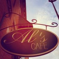 5/12/2012にRich J.がAl's Cafe & Creameryで撮った写真