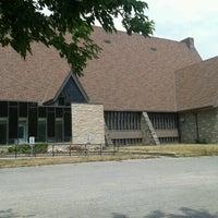 Photo taken at St Antoine de Padoue Roman Catholic Church by Yurixhi C. on 7/22/2012