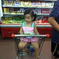 Photo taken at Minh Cau Supermarket by Phuong Hao on 8/11/2012
