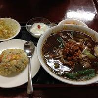 Photo taken at 方記餃子 by Junya K. on 3/27/2012