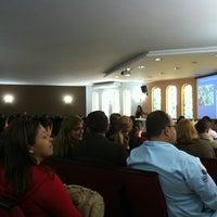 5/17/2012にChristiane V.がPrédio Administrativo - UNASP-SPで撮った写真