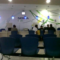 Photo taken at Nokia Care Centre by Yusi S. on 7/31/2012