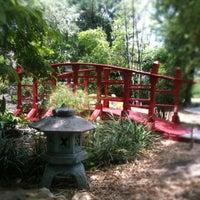 Photo taken at Miami Beach Botanical Garden by Amor D. on 5/12/2012