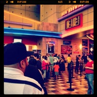 Photo taken at Regal Cinemas Kendall Village 16 IMAX & RPX by Montgomery L. on 5/26/2012