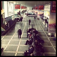 Photo taken at Bolshoye Savino International Airport (PEE) by Kostya Z. on 5/2/2012