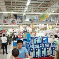 Photo taken at Giant Hypermarket by ~ wynn ~ on 6/24/2012