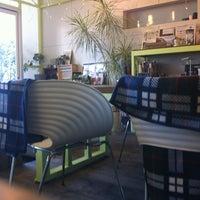 Photo taken at オレンジハウス 本店 住まいカフェ by COBAN J. on 7/2/2012