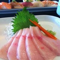 Photo taken at Sushi Kinoya by Joan S. on 6/8/2012