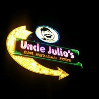 Photo taken at Uncle Julio's by Kelly G. on 3/10/2012