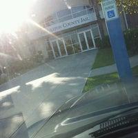 Photo taken at Galveston County Jail by Nette B. on 9/3/2012