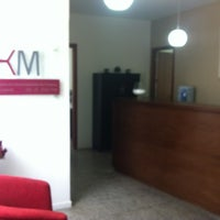 Photo taken at Pkm Consultores by Fatima B. on 3/10/2012