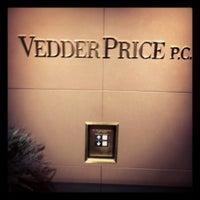 Photo taken at Vedder Price P.C. by Jeremy C W. on 9/6/2012