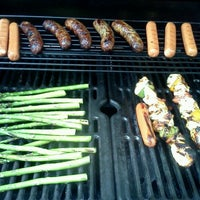 Photo taken at Dambrosio Bbq by Dawn D. on 6/3/2012