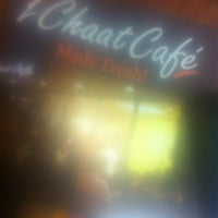 Photo taken at iChaat Cafe by Deven G. on 6/11/2012