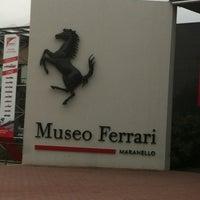 Foto scattata a Museo Ferrari da Simona Dorothy G. il 9/2/2012