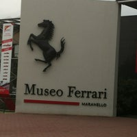 Photo taken at Museo Ferrari by Simona Dorothy G. on 9/2/2012