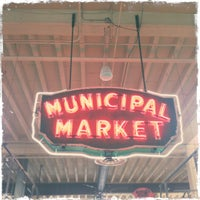 Photo taken at Sweet Auburn Curb Market by Stephen H. on 6/30/2012