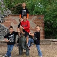 Photo taken at The Oklahoma City Zoo by Karen W. on 5/8/2012
