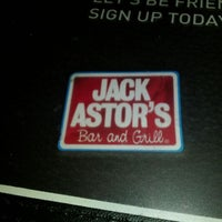 Photo taken at Jack Astor's Bar & Grill by Large S. on 2/5/2012