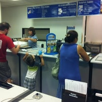 Photo taken at US Post Office by Olivier G. on 7/17/2012