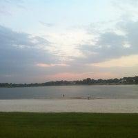 Photo taken at Lake Eva Community Park by BigDaddy S. on 7/28/2012