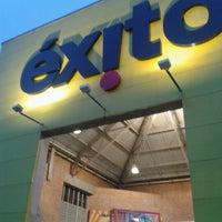 Photo taken at Éxito by Jairton G. on 7/5/2012