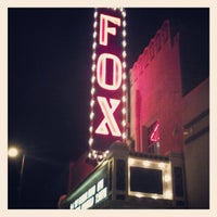 Photo taken at Fox Tucson Theatre by Rachel Y. on 5/5/2012