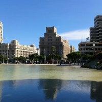 Foto tomada en Plaza de España por Alfonso A. el 4/29/2012