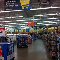 Photo taken at Walmart Supercenter by memo t. on 5/11/2012