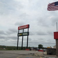 Photo taken at Kum & Go by Heather R. on 8/16/2012