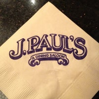 Photo taken at J. Paul's by Jake J. on 4/8/2012
