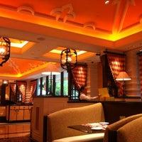 Photo taken at Café Esplanada 咖啡苑 by Jung L. on 7/26/2012