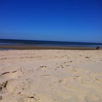 Photo taken at Strand Egmond Aan Zee by Shella O. on 5/26/2012