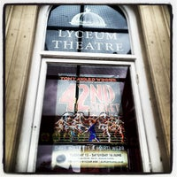 Photo taken at Lyceum Theatre by Stephen W. on 6/12/2012