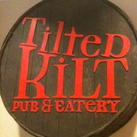 Photo taken at Tilted Kilt Chicago by Scott N. on 5/4/2012