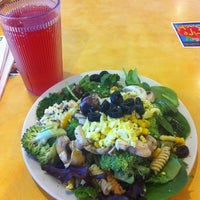 Photo taken at Souplantation by Hillary D. on 7/14/2012