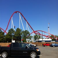 Photo taken at Carowinds by Scottie R. on 6/3/2012